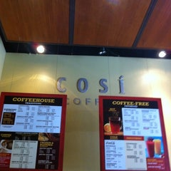 Photo taken at Cosi by Pietro M. on 5/27/2012