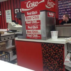 Photo taken at Real Chili by Mark F. on 2/16/2012
