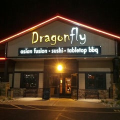 Photo taken at Dragonfly Restaurant & Bar by Danté on 8/3/2012