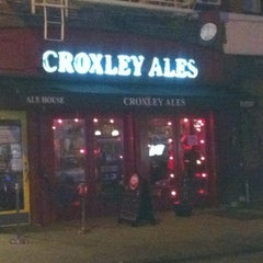 Photo taken at Croxley Ales by kevin on 2/14/2012