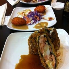 Photo taken at Origami Sushi by David M. on 7/14/2012