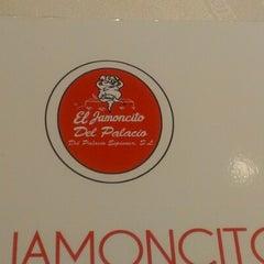 Photo taken at El Jamoncito by Rebeca R. on 9/6/2012