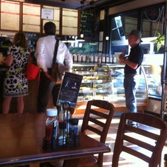 Photo taken at The Green Sage Coffeehouse & Cafe by Mike W. on 6/29/2012