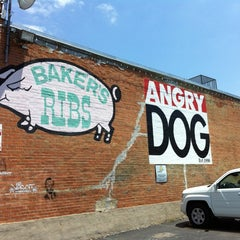 Photo taken at Angry Dog by Ramon C. on 5/19/2012
