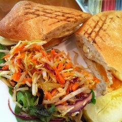 Photo taken at Cassatt's Kiwi Cafe & Gallery by Kasia P. on 6/23/2012