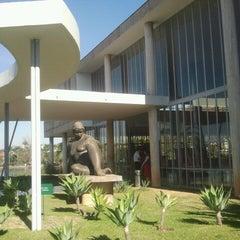 Photo taken at Museu de Arte da Pampulha by Dani Thais C. on 7/29/2012