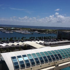 Photo taken at Port Canaveral by John W. on 7/14/2012