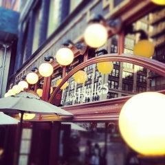 Photo taken at Les Halles by Ashantha K. on 4/27/2012