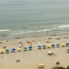 Photo taken at Myrtle Beach, SC by Samer on 8/30/2012