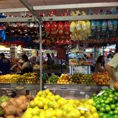 Photo taken at Supermercado Zona Sul by Fernando B. on 2/25/2012