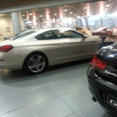 Photo taken at Ali Alghanim & Sons Automotive by Mohammad A. on 8/30/2012