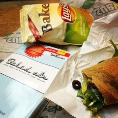 Photo taken at Subway by Trent B. on 6/19/2012