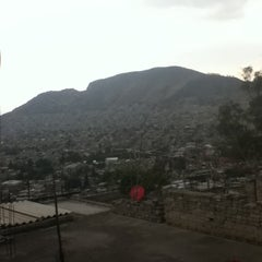 Photo taken at Cuautepec Barrio Alto by Rulo T. on 4/8/2012