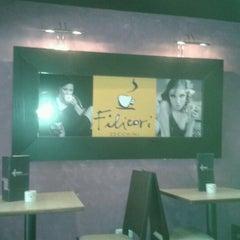 Photo taken at Marica Café-Bar & Restaurant by Julcsi N. on 3/15/2012