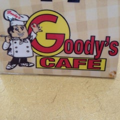 Photo taken at Goody's Cafe by Chris S. on 8/3/2012