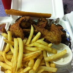 Photo taken at Mr. Greek Gyros by Amor on 8/1/2012
