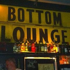Photo taken at Bottom Lounge by Panik on 7/7/2012