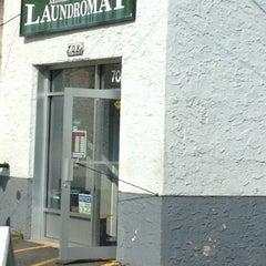 Photo taken at Ardsley Wash & Dry Laundromat by Alexandra S. on 8/4/2012