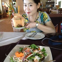 Photo taken at Ao Cho Grande Ville Resort by Aree W. on 9/1/2012