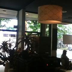 Photo taken at House Of Empanadas by Leonardo S. on 5/27/2012