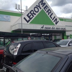 Photo taken at Leroy Merlin by Sandro Q. on 5/22/2012