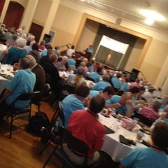 Photo taken at Scottish Rite Consistory by Courtney J. on 6/3/2012