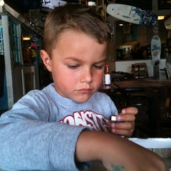 Photo taken at Wahoo's Fish Taco by Chris W. on 3/11/2012