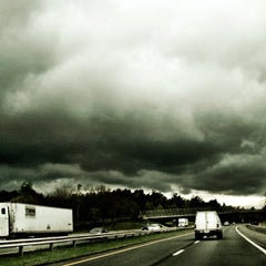 Photo taken at Masspike by Chase S. on 5/11/2012