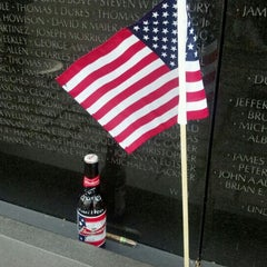 Photo taken at Vietnam Veterans Memorial by Rick G. on 6/14/2012