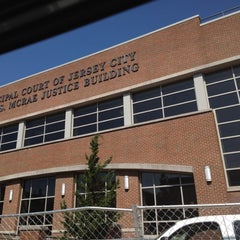 Photo taken at Jersey City Municipal Courthouse by Shareeda N. on 5/18/2012