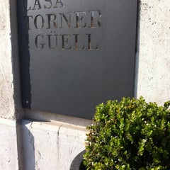 Photo taken at Casa Torner i Güell by Francesc H. on 4/3/2012