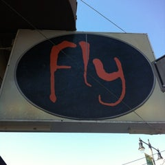 Photo taken at Fly Bar by John T. on 7/20/2012