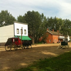 Photo taken at Fort Edmonton Park by Steph A. on 8/8/2012