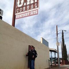 Photo taken at O.K. Corral by Sensewhen.com S. on 2/19/2012