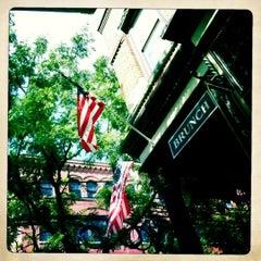 Photo taken at The Hamilton Inn by Robert K. on 7/21/2012