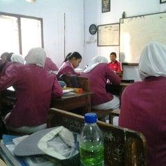 Photo taken at SMA Negeri 1 Genteng by nya k. on 9/2/2012