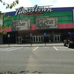 Photo taken at Tinseltown Cinemark by Armand D. on 8/30/2012