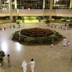 Photo taken at King Fahd International Airport (DMM) مطار الملك فهد الدولي by Jacob M. on 8/21/2012