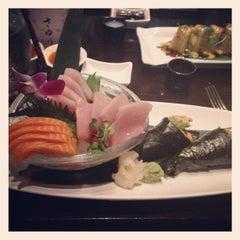 Photo taken at Takayama Sushi Lounge by Mike R. on 7/7/2012