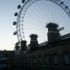 Photo taken at Premier Inn London Waterloo by Michael R. on 8/29/2012