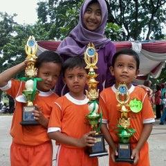 Photo taken at Pasar Seni Ancol by bayu p. on 4/5/2012