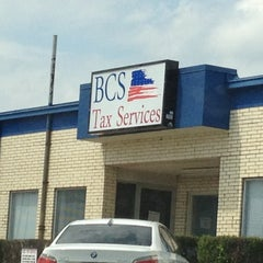 Photo taken at BCS Tax Services by Laurie H. on 4/12/2012