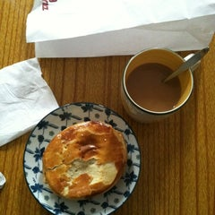 Photo taken at DUB Pies - Windsor Terrace by Mimi G. on 4/24/2012