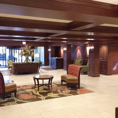 Photo taken at Crowne Plaza Louisville Airport Expo Ctr by David W. on 4/22/2012
