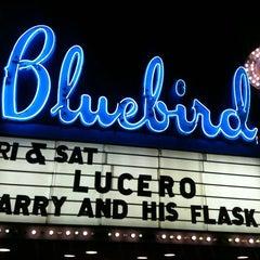 Photo taken at Bluebird Theater by Kavon N. on 3/31/2012