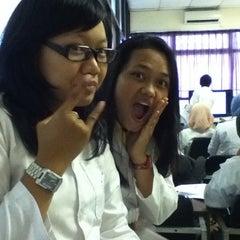 Photo taken at Fakultas Kedokteran Hewan by Maria P. on 4/23/2012