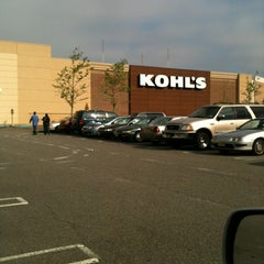 Photo taken at Kohl's by Bruce T. on 4/21/2012