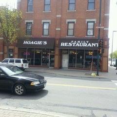 Photo taken at Hoagie's Restaurant by Kurt N. on 4/29/2012
