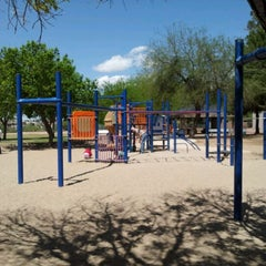 Photo taken at Morris K. Udall Park by Francois J. on 4/12/2012