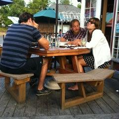 Photo taken at Harvest Cafe by Aviva C. on 9/1/2012